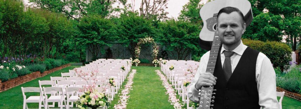 COLIN DODDS LIVE ACOUSTIC MUSIC MELBOURNE MORNINGTON OUTDOOR WEDDING MUSIC